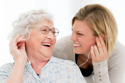 Music helps aging remember