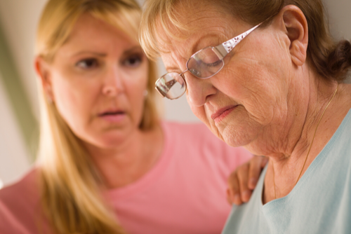 Moving a Loved One into Memory Care