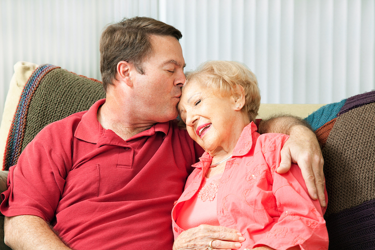 Denial About the Care Your Aging Parent Grandparent Senior Needs