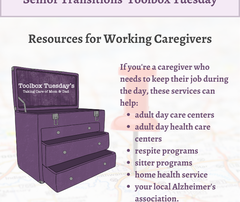 Resources for Working Caregivers
