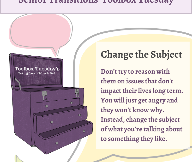 Change the Subject