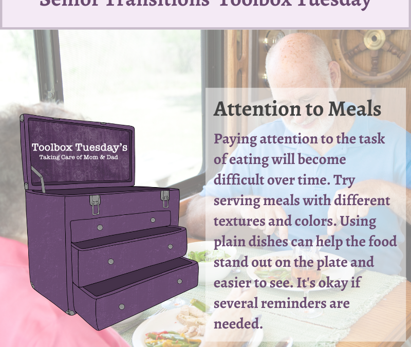 Attention to Meals